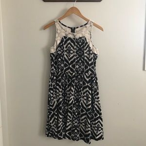 Ikat Summer Dress